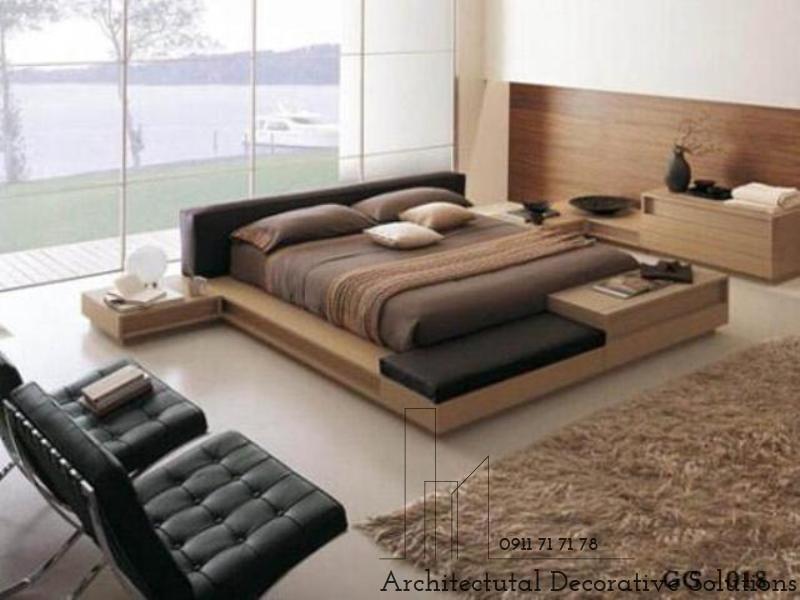 Giường Ngủ 041S