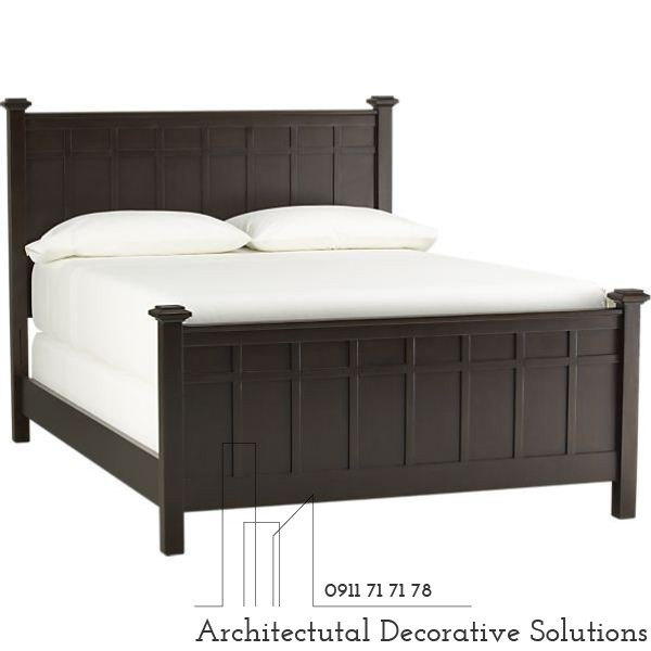 Giường Ngủ Giá Rẻ 118S