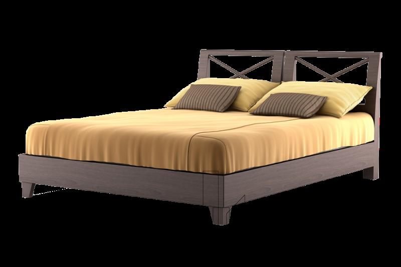 Giường Ngủ Giá Rẻ 152S