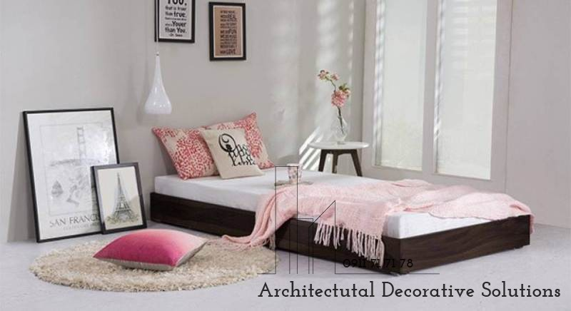 Giường Ngủ Giá Rẻ 106S