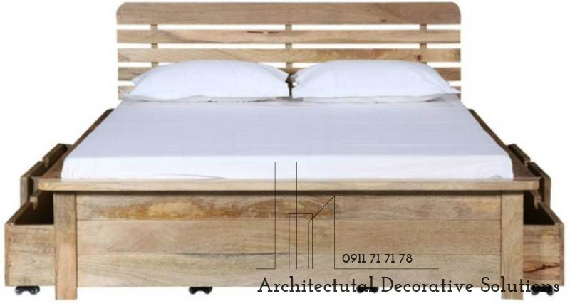 Giường Ngủ Giá Rẻ 109S