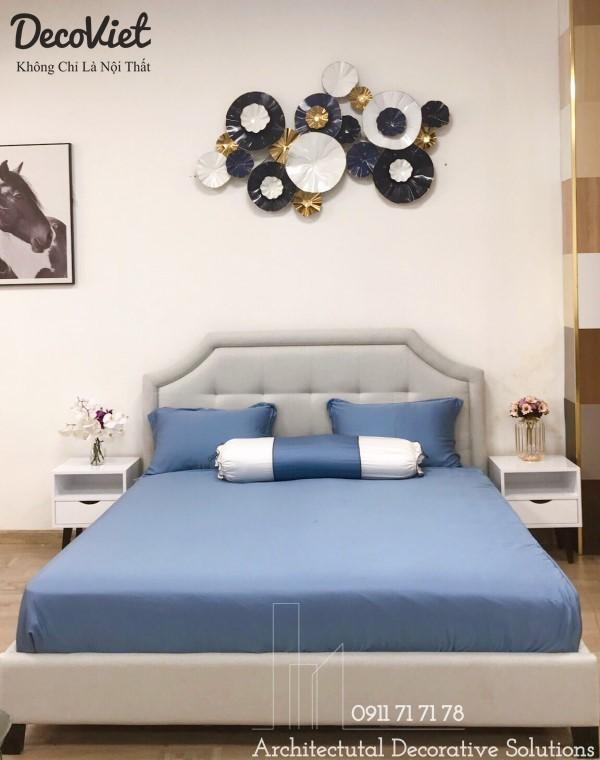 Giường Ngủ Bọc Vải 11T