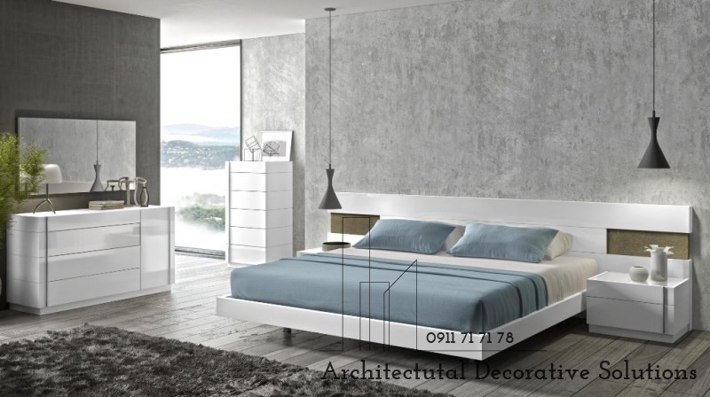 Giường Ngủ Giá Rẻ 168S