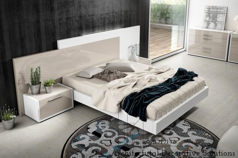 Giường Ngủ Gỗ 1158T