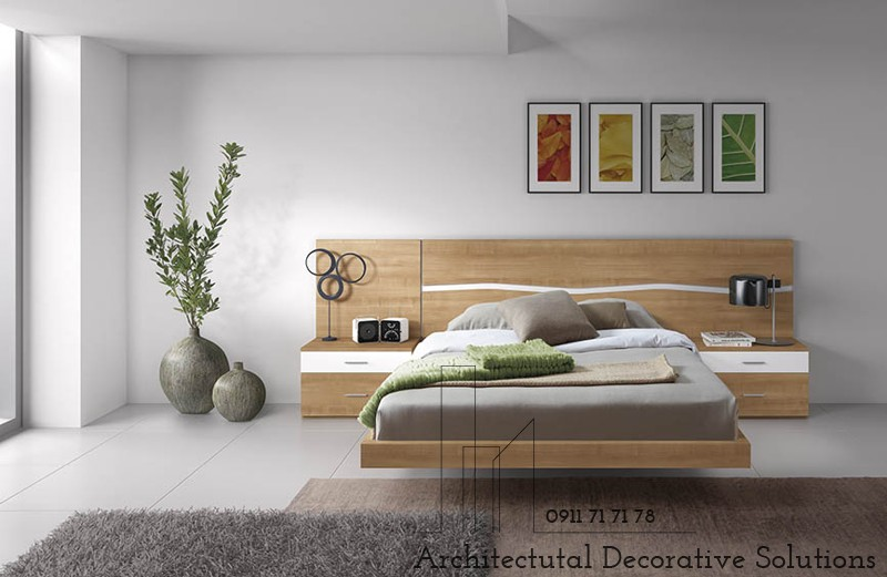 Giường Ngủ Gỗ 1161T