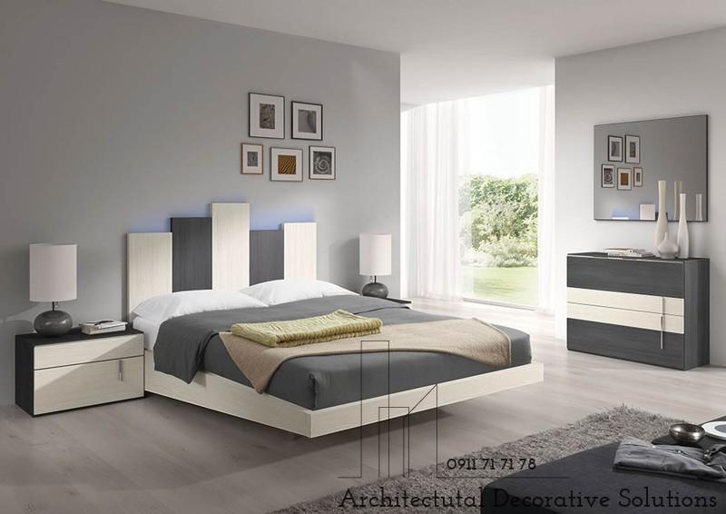 Giường Ngủ Gỗ 1162T