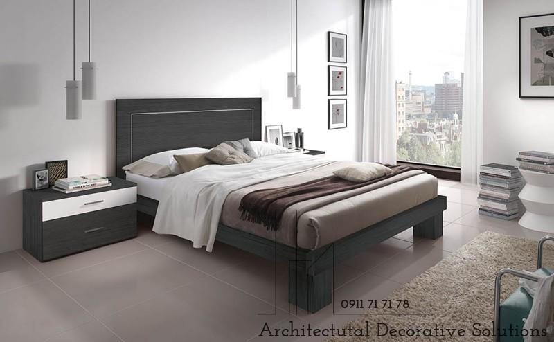 Giường Ngủ Gỗ 1163T