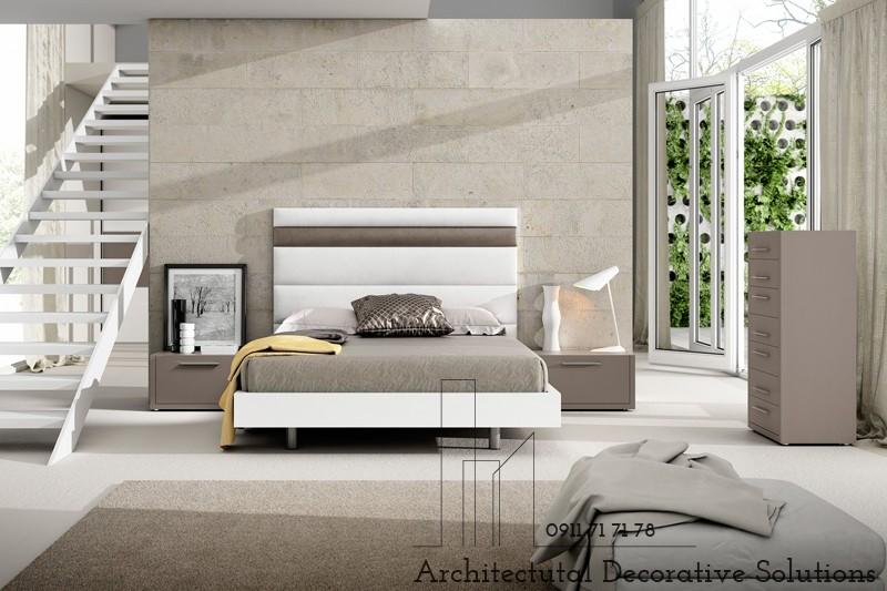 Giường Ngủ Gỗ 1166T