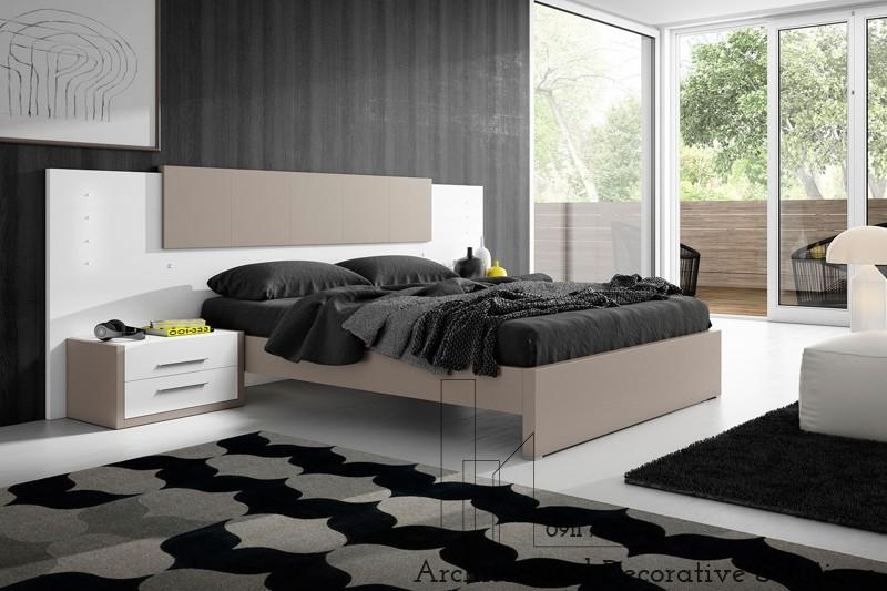 Giường Ngủ Gỗ 1167T