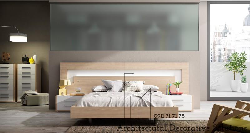 Giường Ngủ Gỗ 1168T