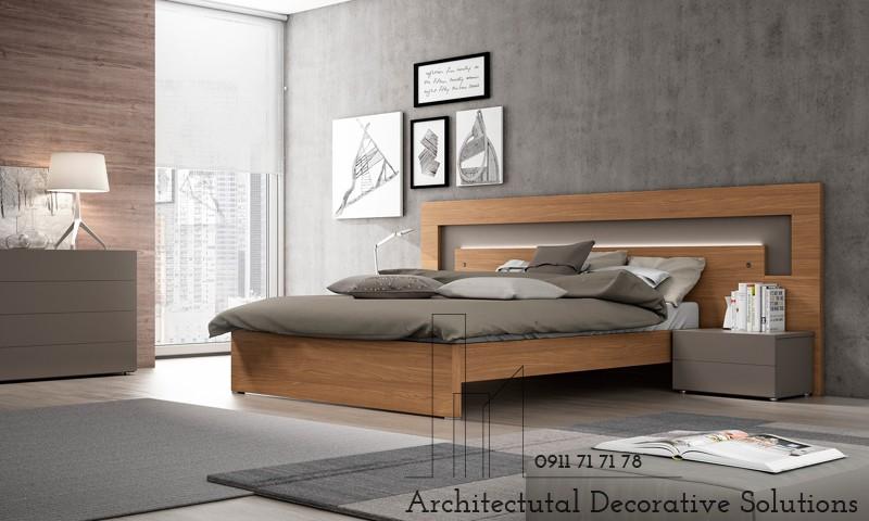 Giường Ngủ Gỗ 1169T