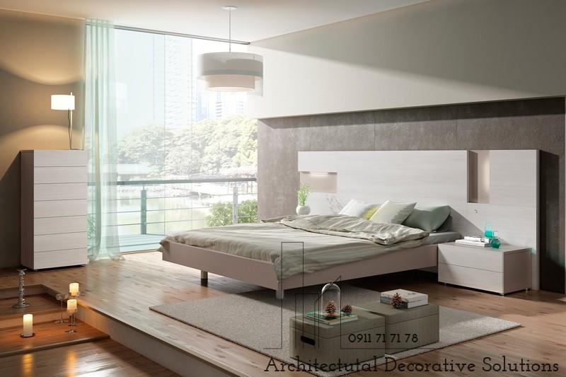 Giường Ngủ Gỗ 1171T
