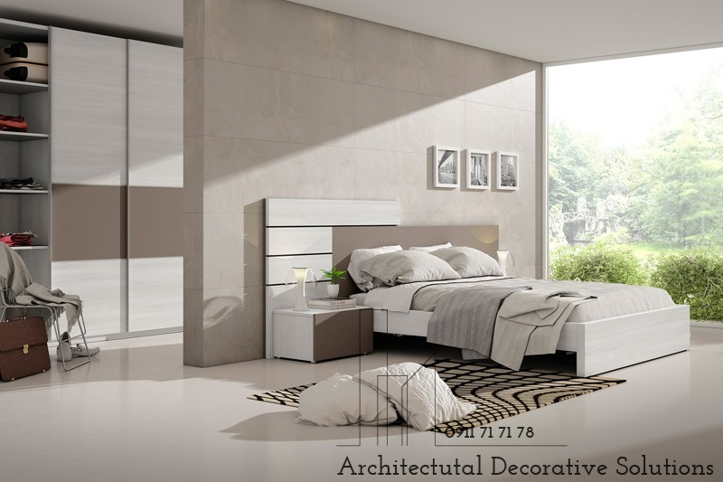 Giường Ngủ Gỗ 1173T