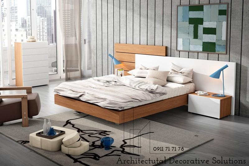 Giường Ngủ Gỗ 1174T