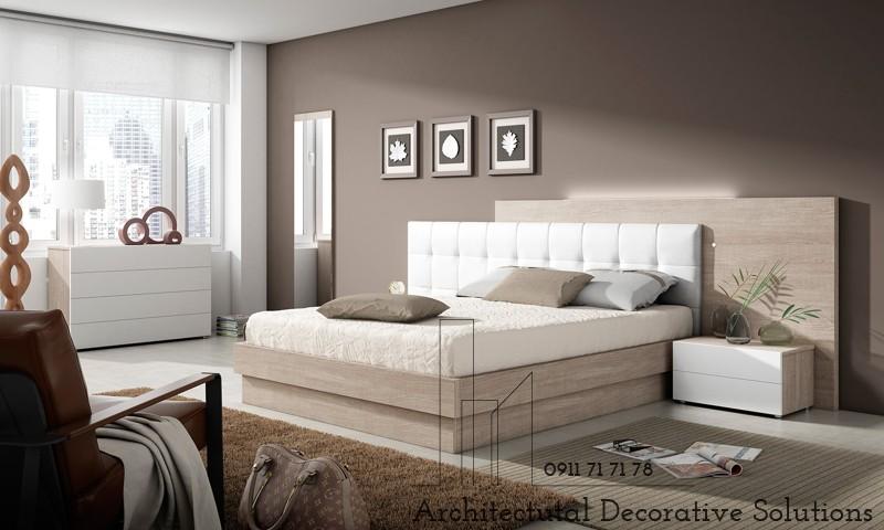 Giường Ngủ Gỗ 1175T