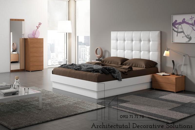 Giường Ngủ Gỗ 1177T