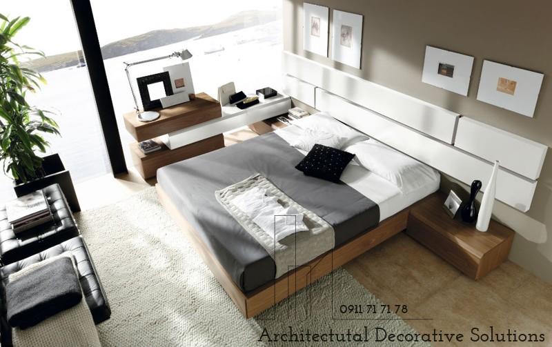 Giường Ngủ Gỗ 1179T