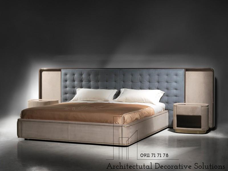 Giường Ngủ Gỗ 1185T
