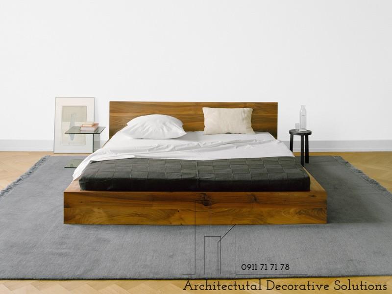 Giường Ngủ Gỗ 1186T