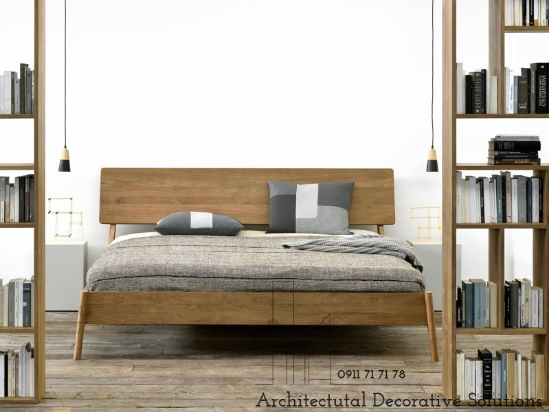 Giường Ngủ Gỗ 1187T