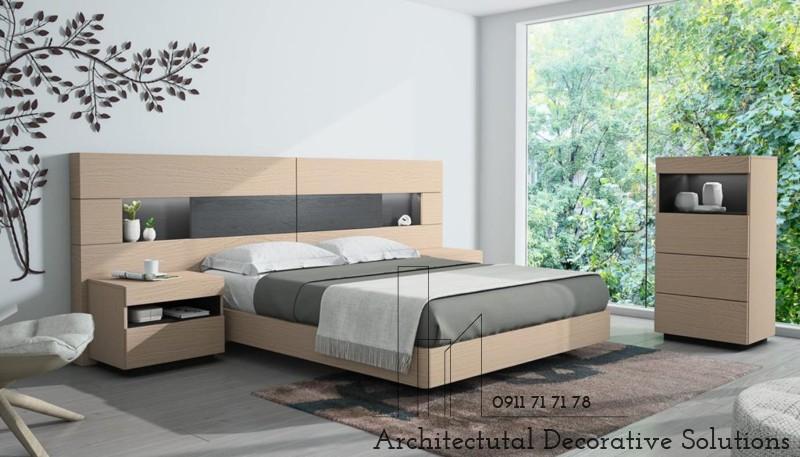 Giường Ngủ Gỗ 1199T