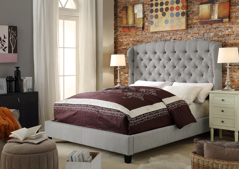 Giường Ngủ Giá Rẻ 07T