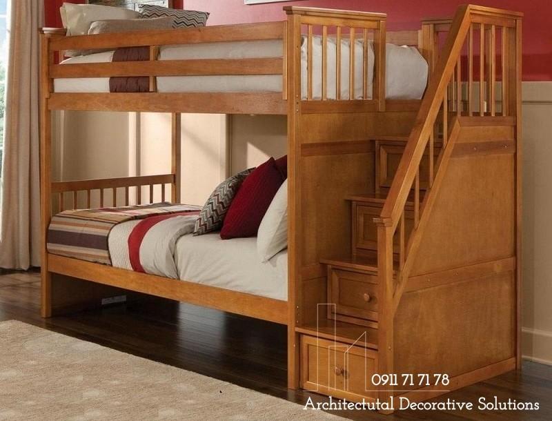 Giường Tầng 2T – Vàng