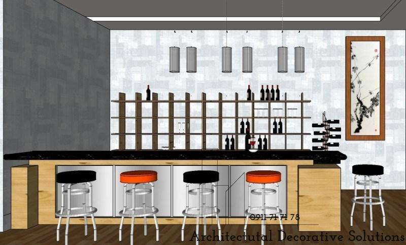 Quầy Bar Giá Rẻ 012S
