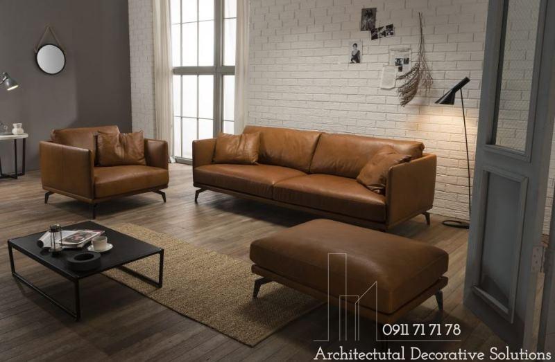 Sofa Da Cao Cấp 2396T