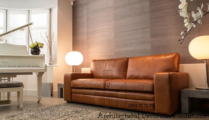 Sofa Da Cao Cấp 563S