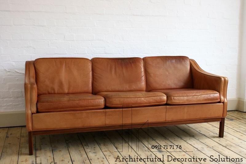 Sofa Da Cao Cấp 565S