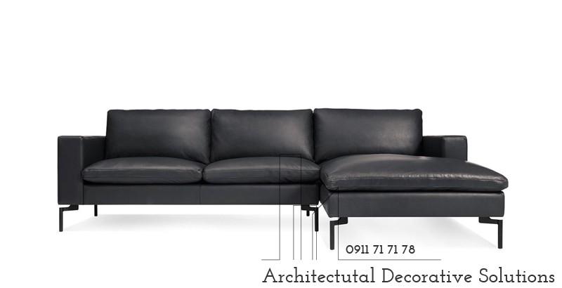 Sofa Da Cao Cấp 566S