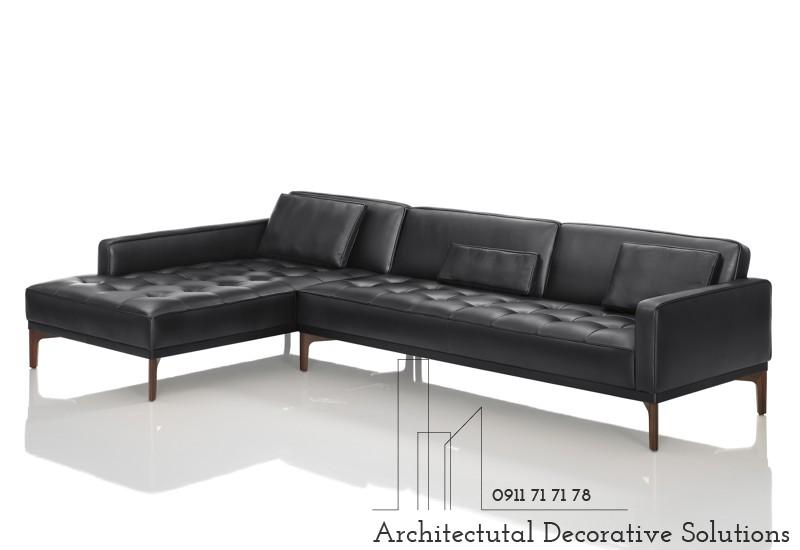 Sofa Da Cao Cấp 573S