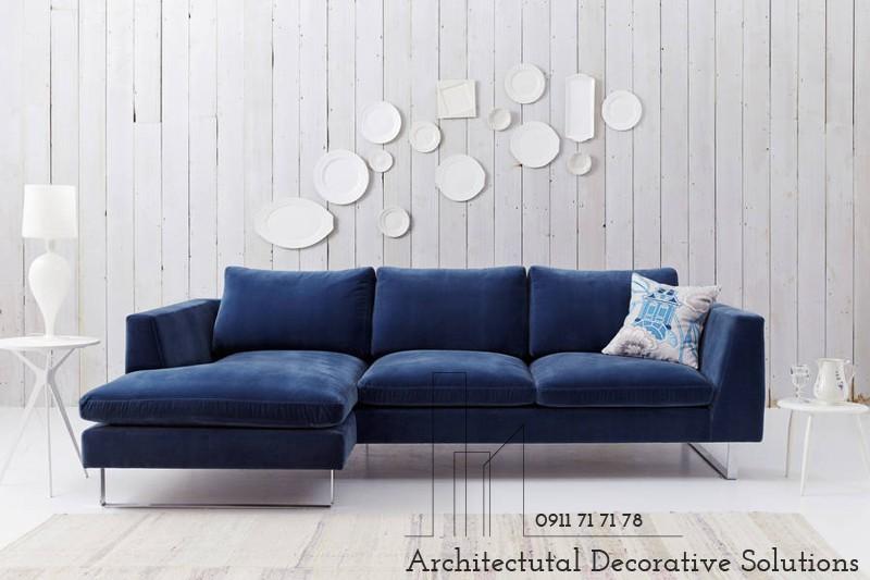 Sofa Góc L Đẹp 4063T