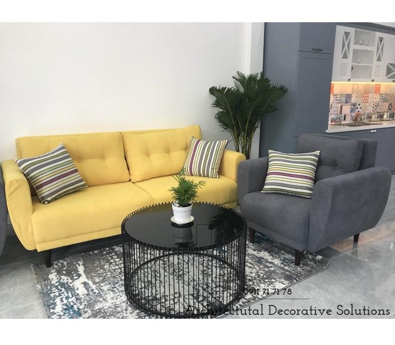 Bàn Ghế Sofa Phòng Khách Giá Rẻ 001T