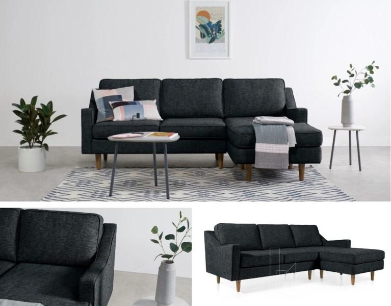 Sofa Vải Bố 2374T