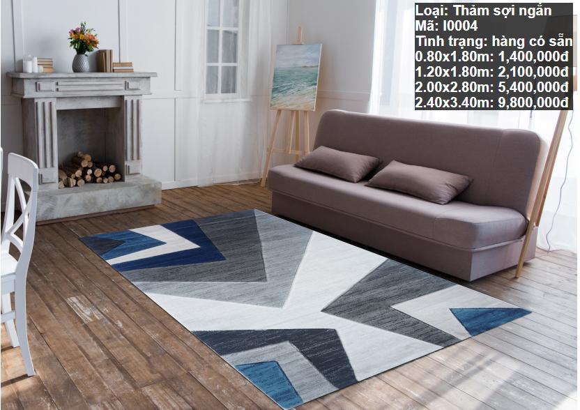 Thảm Sofa Phòng Khách I0004