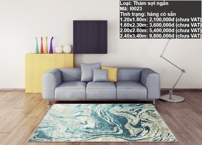 Thảm Sofa HCM I0023