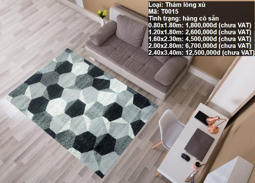 Thảm Sofa Giá Rẻ T0015