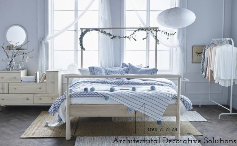 Giường Ngủ Giá Rẻ 120S