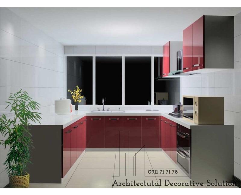 Tủ Bếp Acrylic 906S