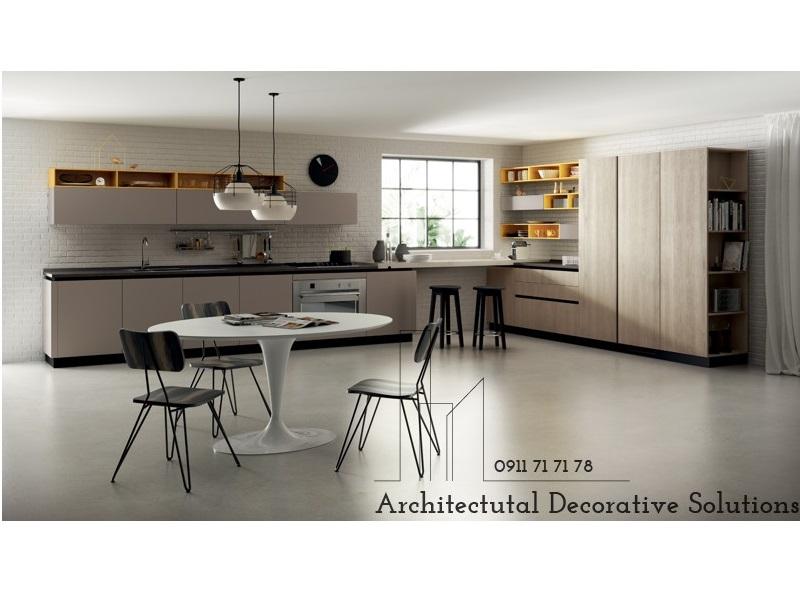 Tủ Bếp Gỗ 701S