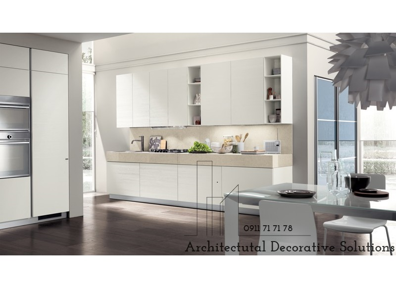 Tủ Bếp Gỗ 704S