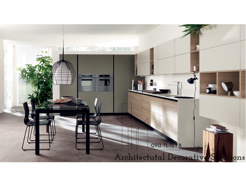 Tủ Bếp Gỗ 705S