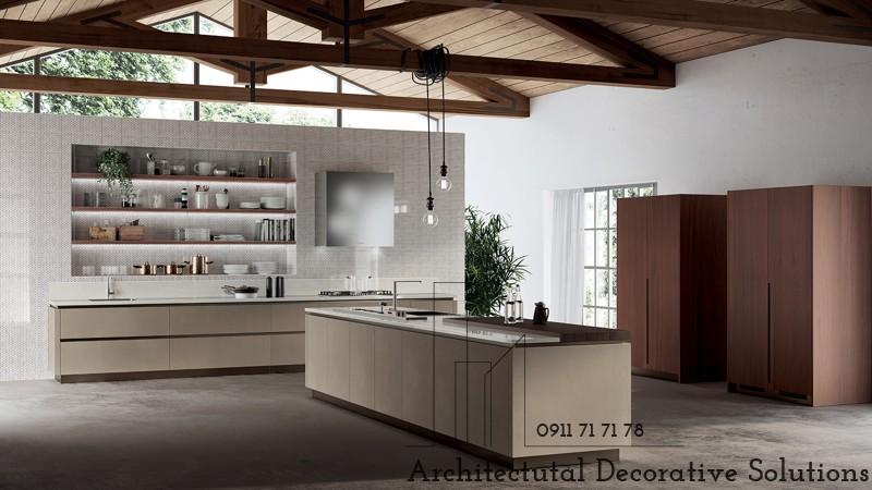 Tủ Bếp Gỗ 709S