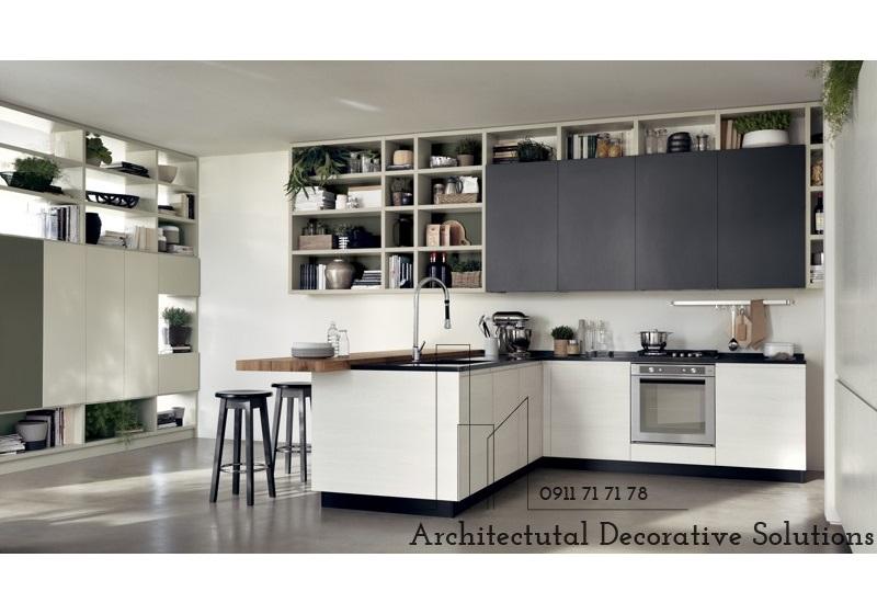 Tủ Bếp Gỗ 710S