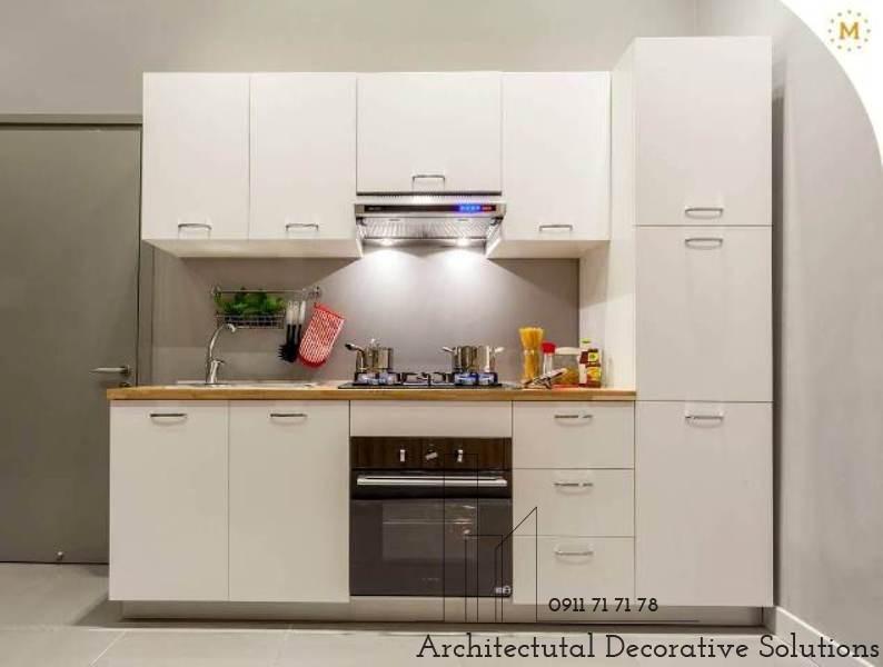 Tủ Bếp Gỗ Công Nghiệp 306S