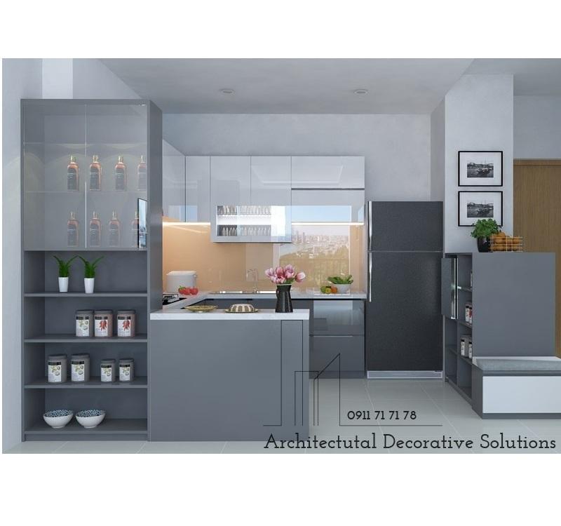 Tủ Bếp Gỗ MFC 609S