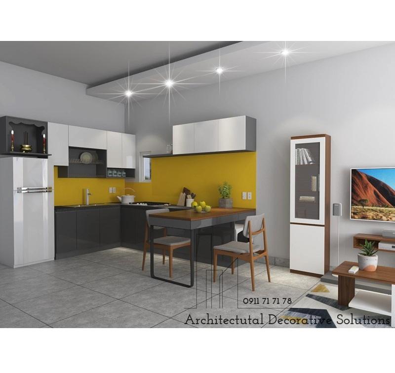 Tủ Bếp Gỗ MFC 610S