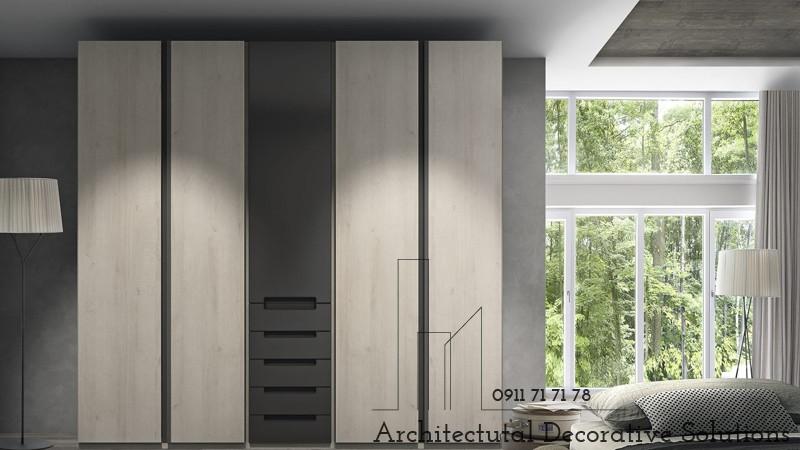 Tủ Quần Áo Âm Tường 950T